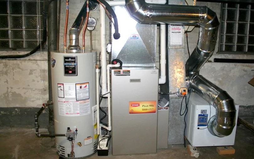 Schenectady NY Home Inspector Furnace Maintenance