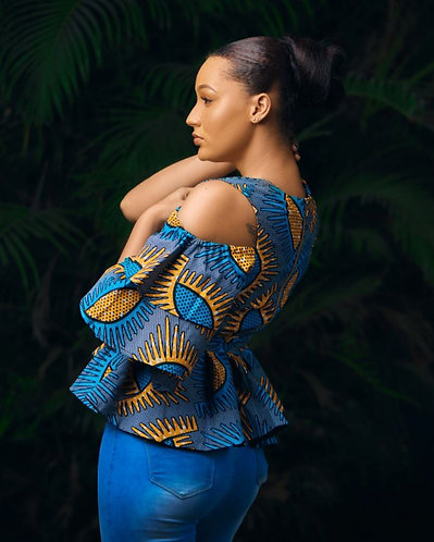 Dehye Collection African Wax Print