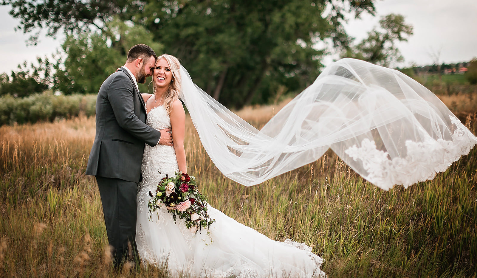 Ryan and Steffanie's Wedding, August 2018 Photo Credit: Tallie Johnson Photography