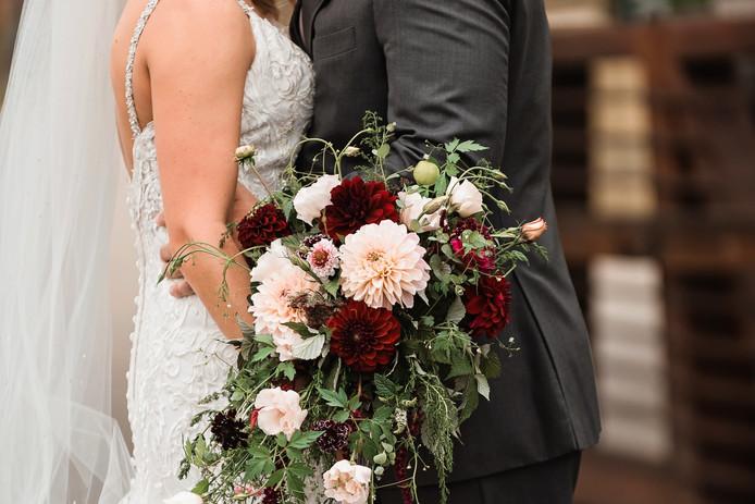 Ryan and Steffanie's Wedding, August 2018 Photo Credit: Tallie Johnson Photography