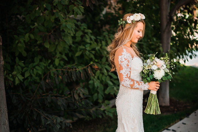 Charles and Terri's Wedding, August 2018 Photo Credit: Tallie Johnson Photography