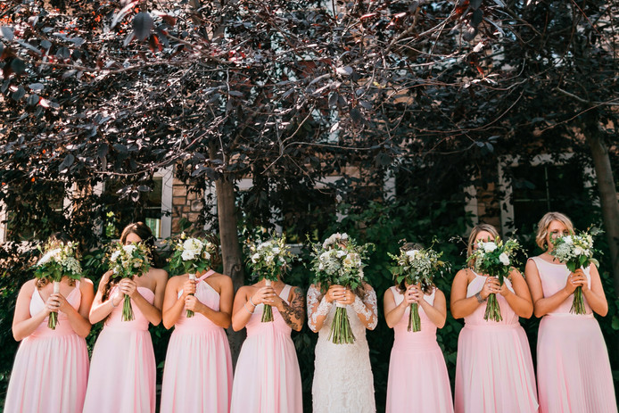 Charles and Terri's Wedding August 2018 Photo Credit: Tallie Johnson Photography