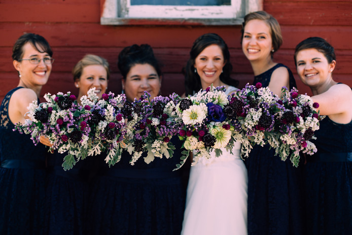 Johnny and Karen's Wedding, September 2016 Photo Credit: The Joy You Find Photography