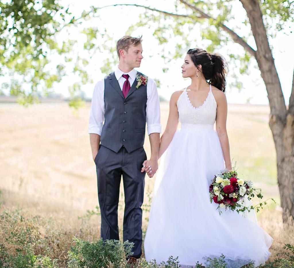 Tyler and Janae's Wedding, July 2018 Photo Credit: Rhema Faith Photography