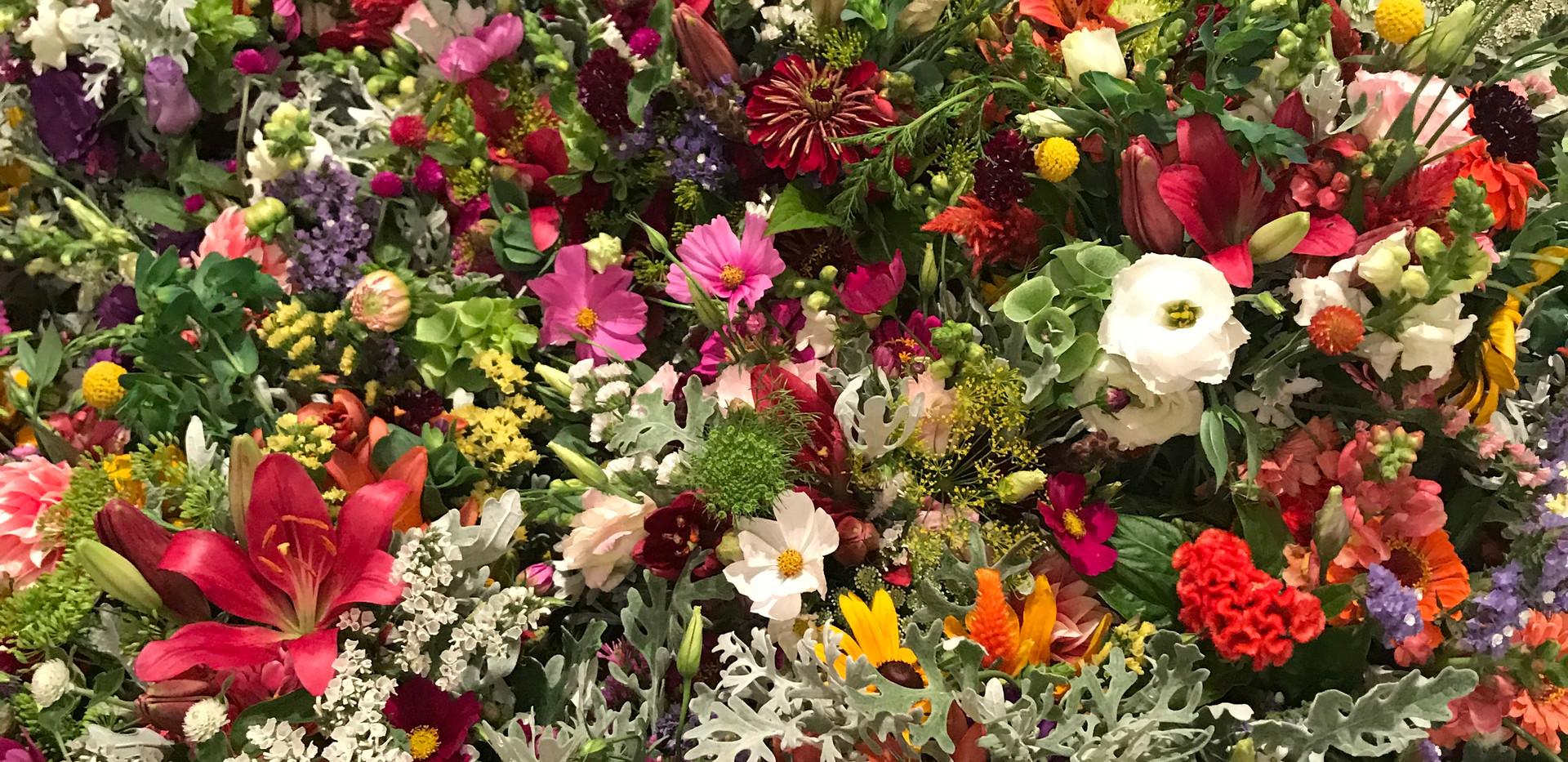 Farmers Market Bouquets