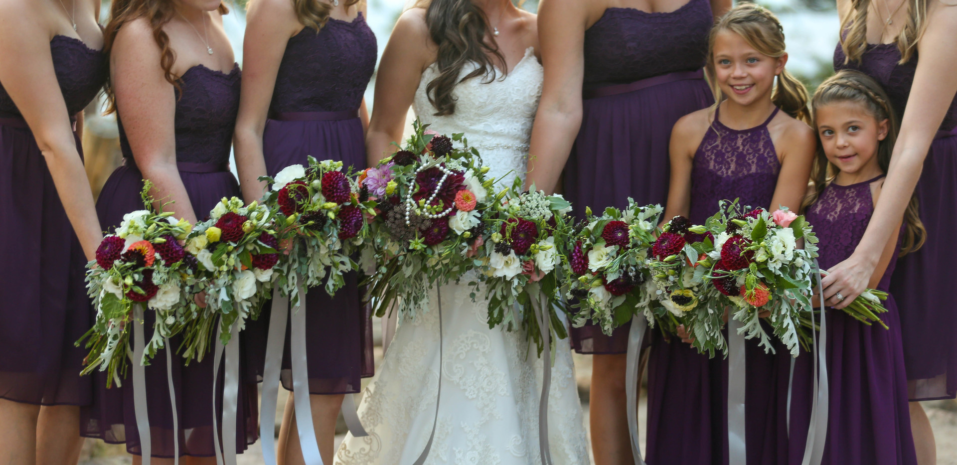 Kenna's Wedding, August 2018 Photo Credit: Preston Slaughter Photography
