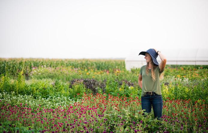 Me in My Field, Photo Credit: Kira Ellen Photography