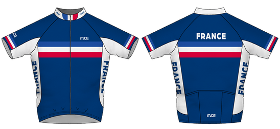 France Cycling Jersey Vietnam