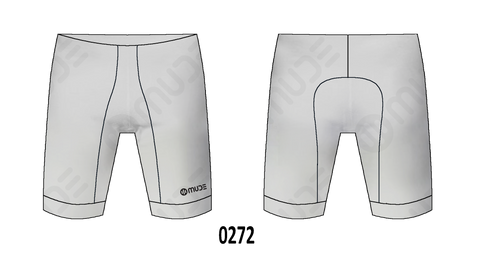 Cycling Shorts - 3D Ergo bike Pant