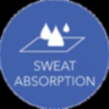 Sweat Absorption