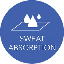 Sweat Absorption