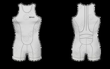 0296-Trisuit Female Sleeveless