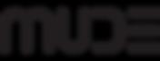 MUDE Logo Recycled