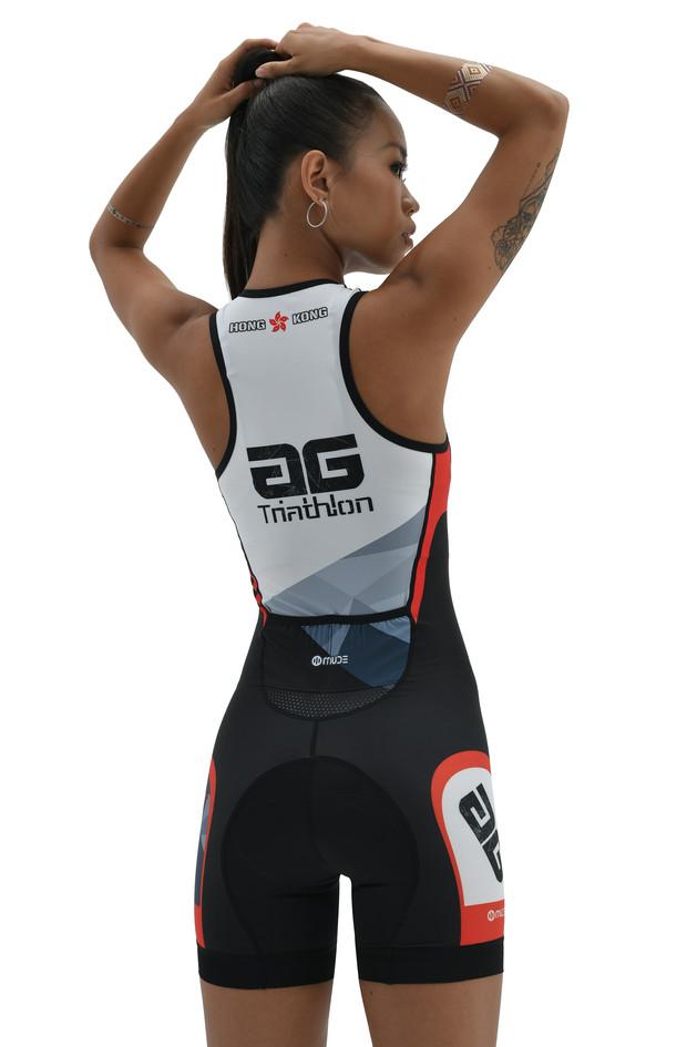 0296-Trisuit Female Sleeveless-Back
