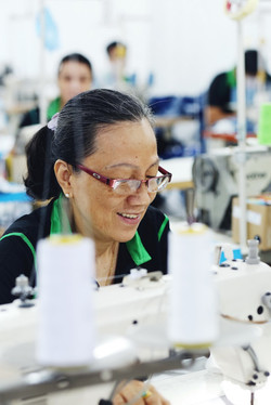 Factory Sewing