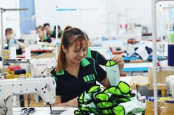 Sportswear in Vietnam