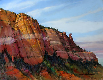 2019 Sedona Evening Light 20x25  1920 72