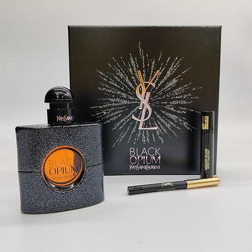 Cofanetto BLACK OPIUM Eau de parfum YVESSAINTLAURENT