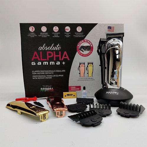 Absolute Alpha clipper professionale nodulare