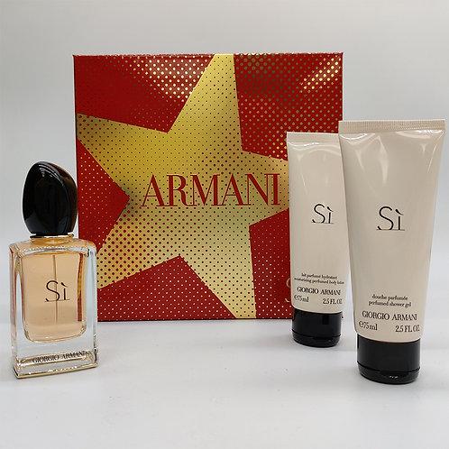 Cofanetto si armani eau de parfum femme GIORGIO ARMANI