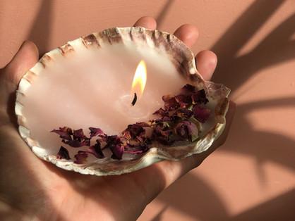 Zelf kaarsen maken, 3 DIY ideeën