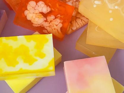 Aan de slag met zelf zeep maken - hoe krijg je luchtbelletjes weg?
