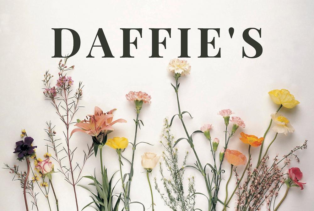 daffie's DIY pakketten