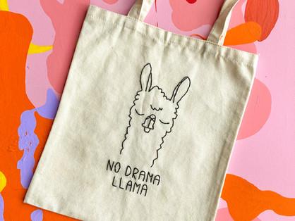 Ga aan de slag met zelf een tas borduren!