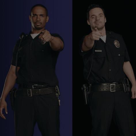FOX // LET'S BE COPS // SOCIAL CITATIONS