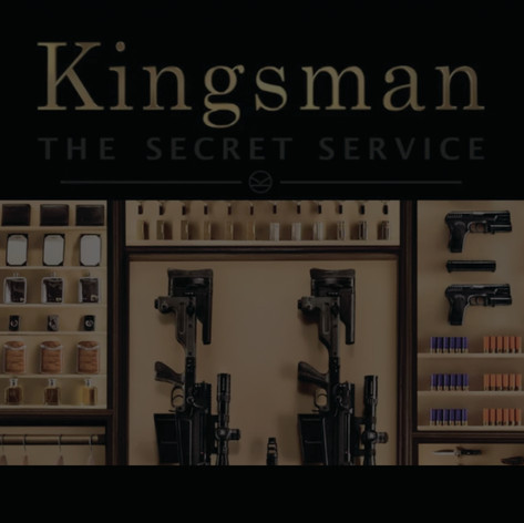 FOX // KINGSMAN // BECOME A KINGSMAN