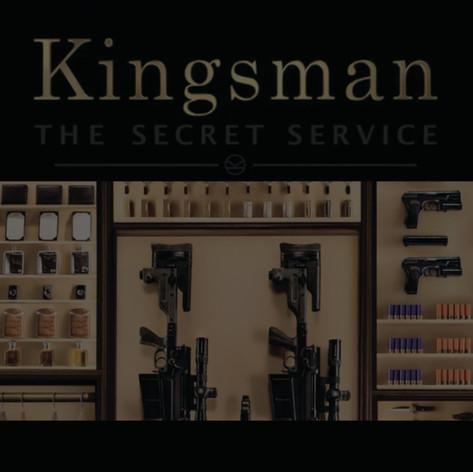 FOX // KINGSMAN // BECOME A KINGSMAN