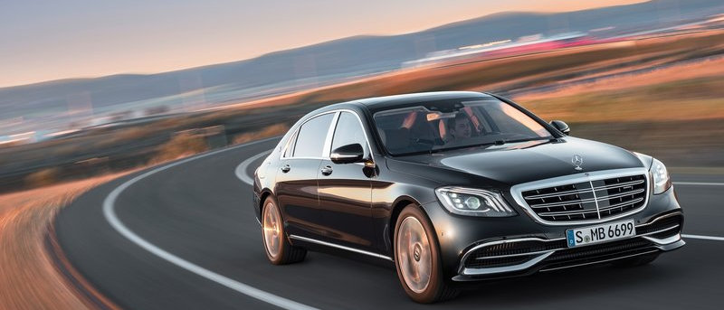 GHOSTLINKS MERCEDES-MAYBACH W222 S-CLASS