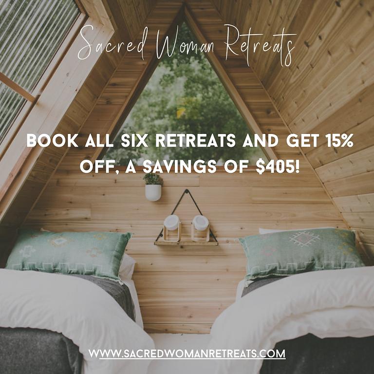 Sacred Woman Retreat | Discount Bundle