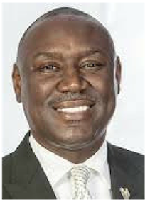 NBA Past President Benjamin Crump Region 11