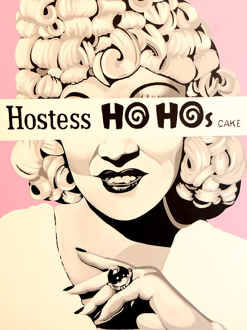 Ho Hos | by Jade Johnson