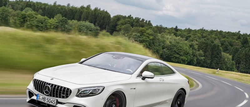 GHOSTLINKS C217 S-CLASS COUPE