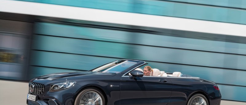 GHOSTLINKS A217 S-CLASS CABRIOLET