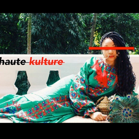 INDIA'S HAUTE KULTURE
