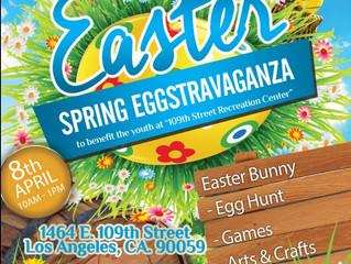 "Easter Spring ""EGGstravaganza"""