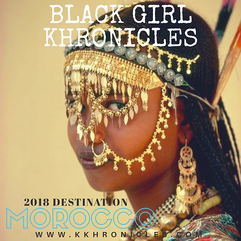 BGK MOROCCAN RETREAT
