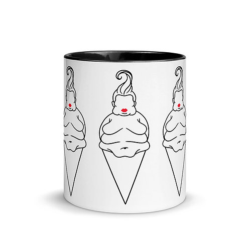 """Ice Cream Ladies"" by Bria Murphy Mug"