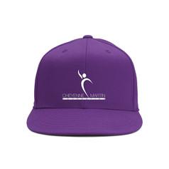 CMF Merch Mockups - PURPLE HAT WITH WHITE.jpg