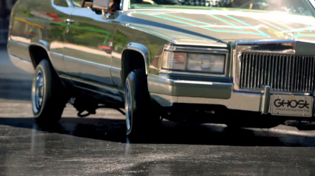 Ghost Motorsports Cadillac Lowrider in Blake Shelton Music Video