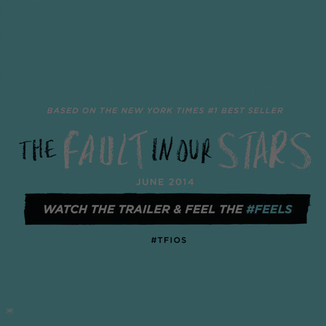 FOX // THE FAULT IN OUR STARS // AMSTERGRAM TRAILER