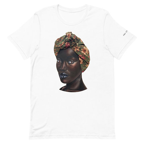 """""""She Who Sets the Table Shall Sit at It"""" by Kyle D. Jordan Short-Sleeve T-Shirt"""