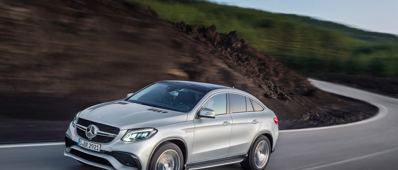 GHOSTLINKS C292 GLE-CLASS COUPE