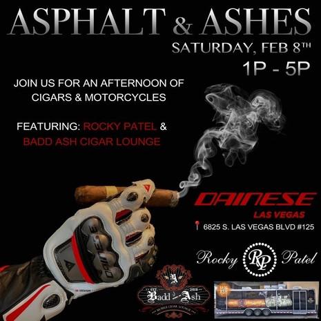 Asphalt & Ashes