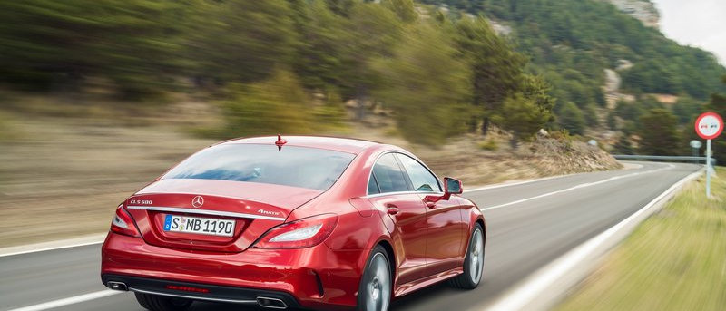 GHOSTLINKS W218 CLS550 4MATIC