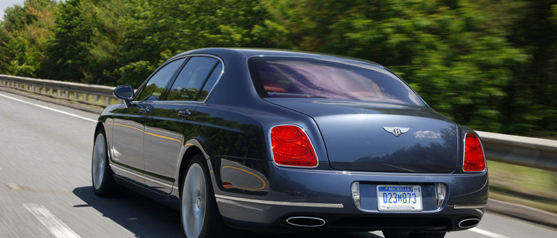 GHOSTLINKS CONTINENTAL FLYING SPUR (GEN 1)