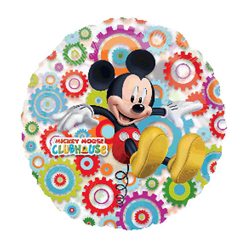 """30"""" Mickey Mouse Clubhouse Helium Balloon - m21"""